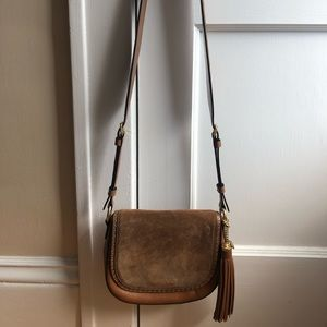 MICHAEL Michael Kors Leather & Suede Crossbody